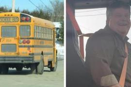 Водитель школьного автобуса отвёз детей в «Макдональдс»