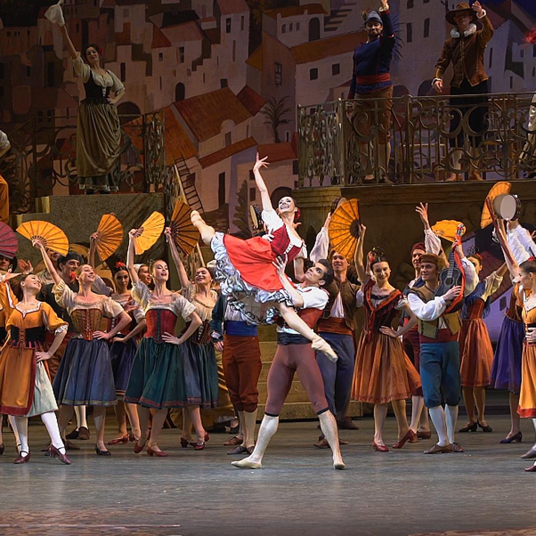«Дон Кихота» в Большом театре показали в честь 85-летия Марины Кондратьевой