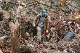 Серия торнадо в Алабаме: не менее 23 погибших