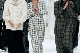 Как прошёл последний показ Карла Лагерфельда для Chanel
