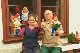 Садовые гномы Германии: старинная фирма ищет преемника