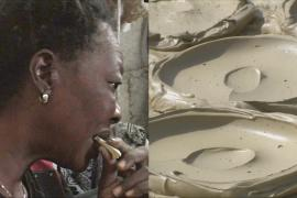 Печенье из глины стало главной пищей оголодавших гаитян