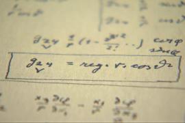 Неизвестные рукописи Эйнштейна представили в Иерусалиме