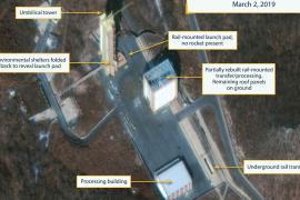 На северокорейском ракетном заводе началась активность