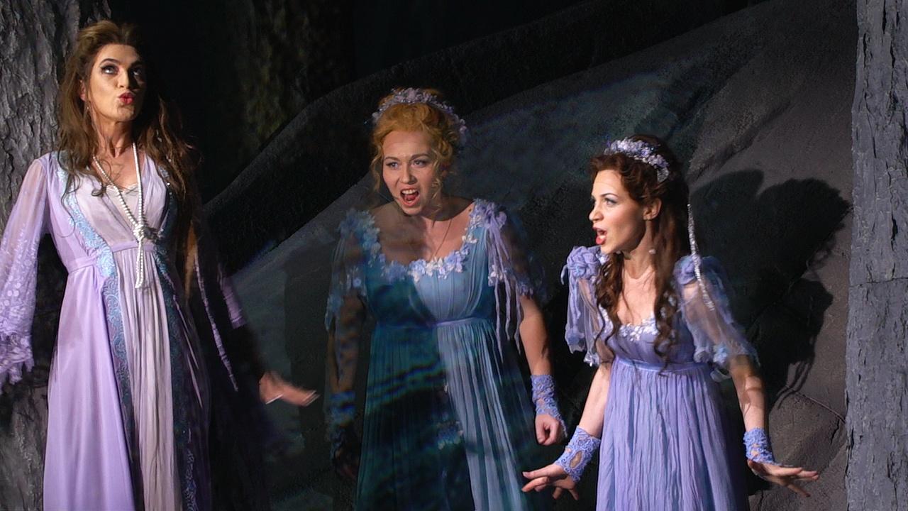 Премьера оперы «Русалка» состоялась в Большом театре