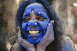 «Мучными боями» отметили греки конец карнавального сезона