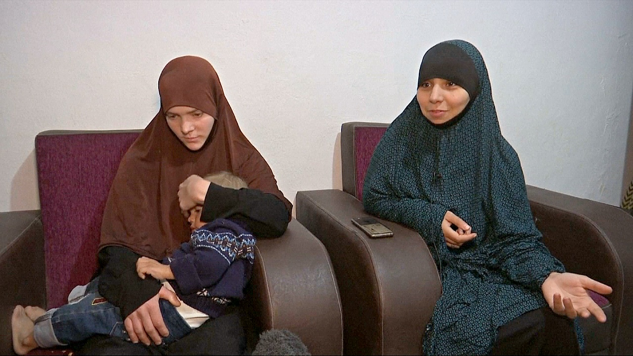 Две бельгийки, бежавшие в ИГИЛ: «Мы не представляем угрозы для Бельгии»