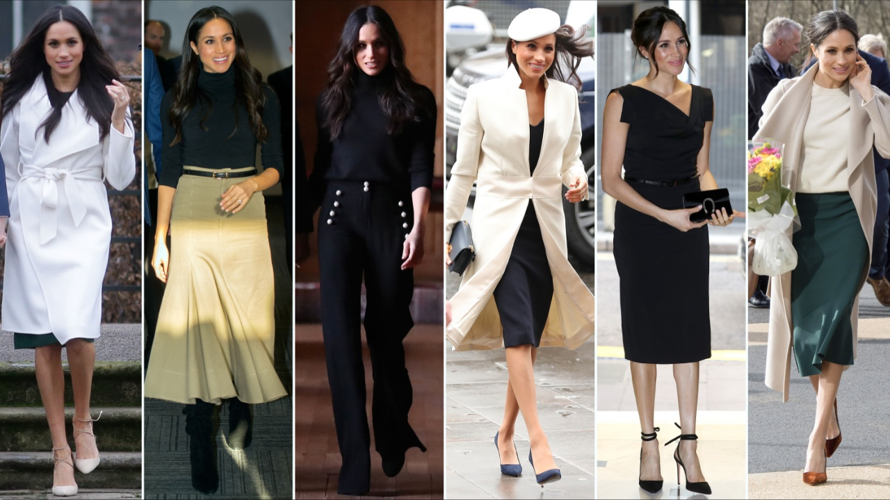 Муза стиля: как Меган Маркл стала законодательницей моды