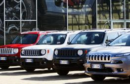 Fiat Chrysler отзывает почти 900 тыс. авто из-за нарушения норм выбросов