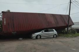 В Мозамбике более 1000 человек могли стать жертвами циклона «Идай»