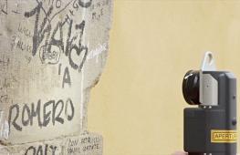 Лазер, стирающий граффити, спасает памятники архитектуры в Италии