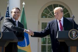 Дональд Трамп приглашает Бразилию в НАТО