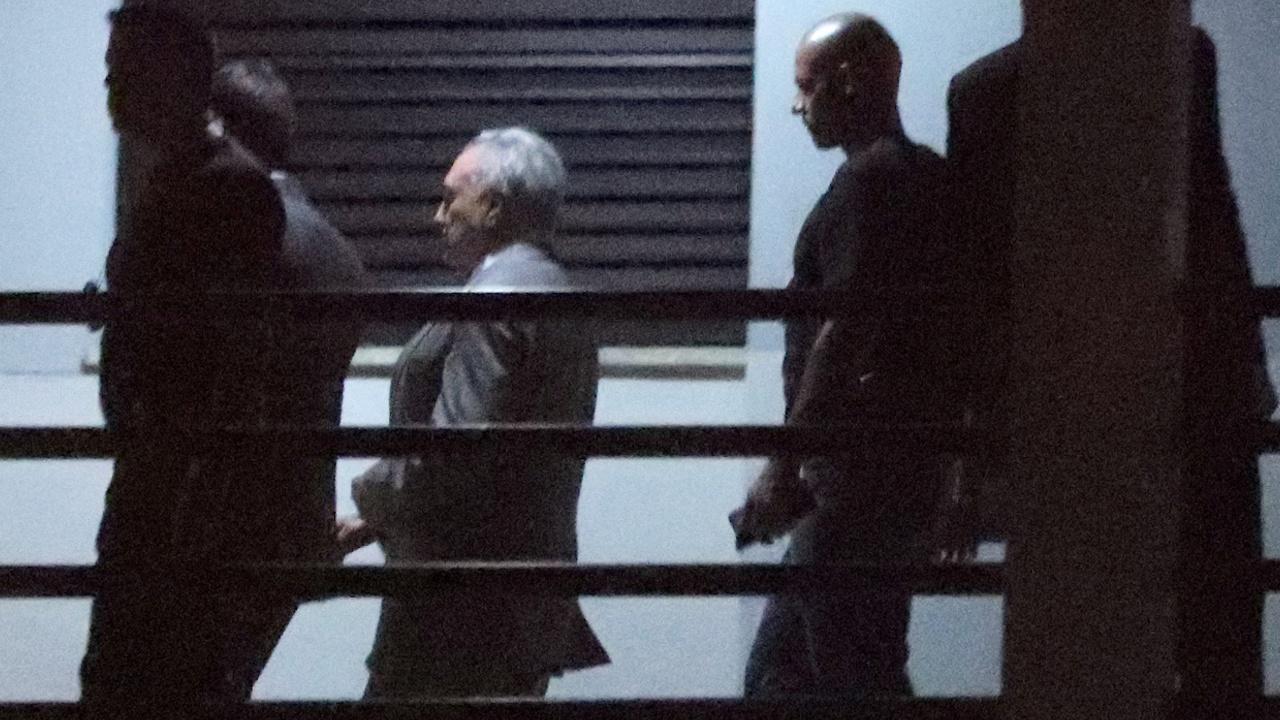 Экс-президента Бразилии Мишела Темера арестовали по обвинению в коррупции