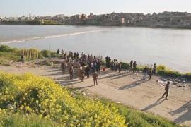 В Мосуле затонул туристический паром: около 100 погибших