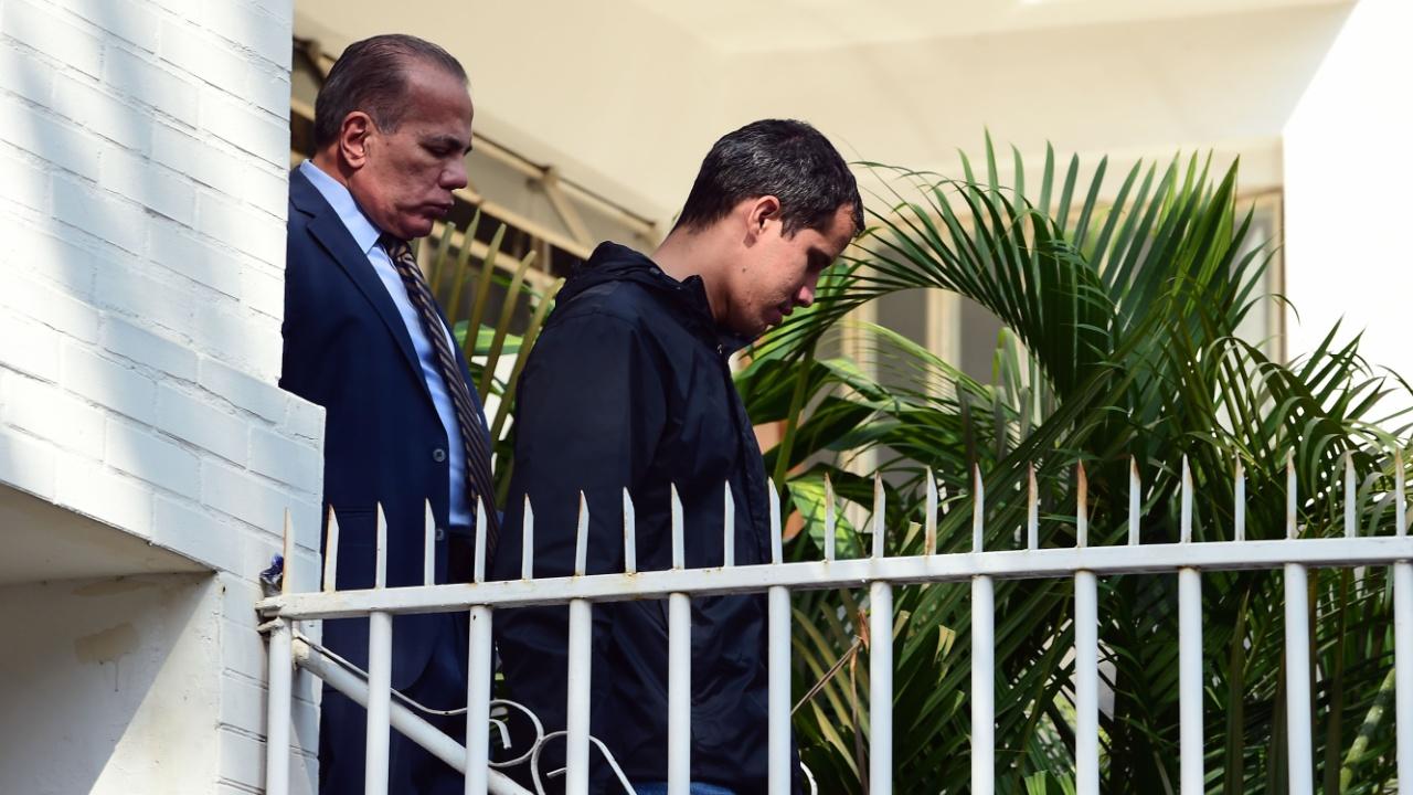 В Венесуэле арестовали ближайшего соратника Хуана Гуайдо