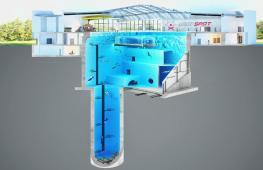 Строящийся в Польше бассейн для дайвинга станет глубочайшим в мире