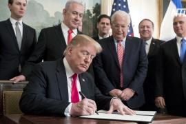 Дональд Трамп признал Голанские высоты законной территорией Израиля