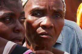 В пострадавшем от циклона Мозамбике готовятся к вспышке холеры