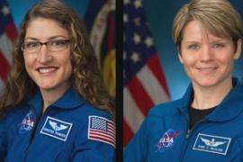 НАСА отменило первый в истории выход двух женщин в космос