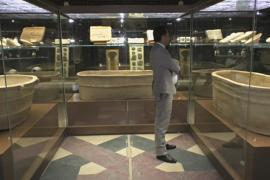 Похищенные иракские древности вернулись в музей в Басре
