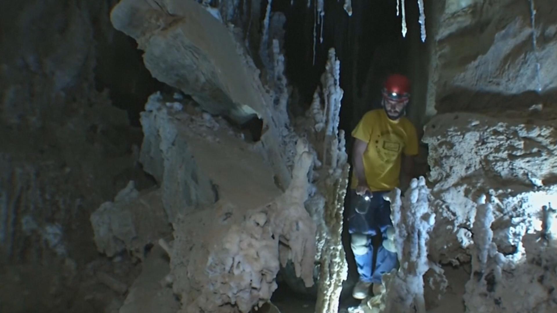 Под горой Содом в Израиле нашли самую длинную в мире соляную пещеру