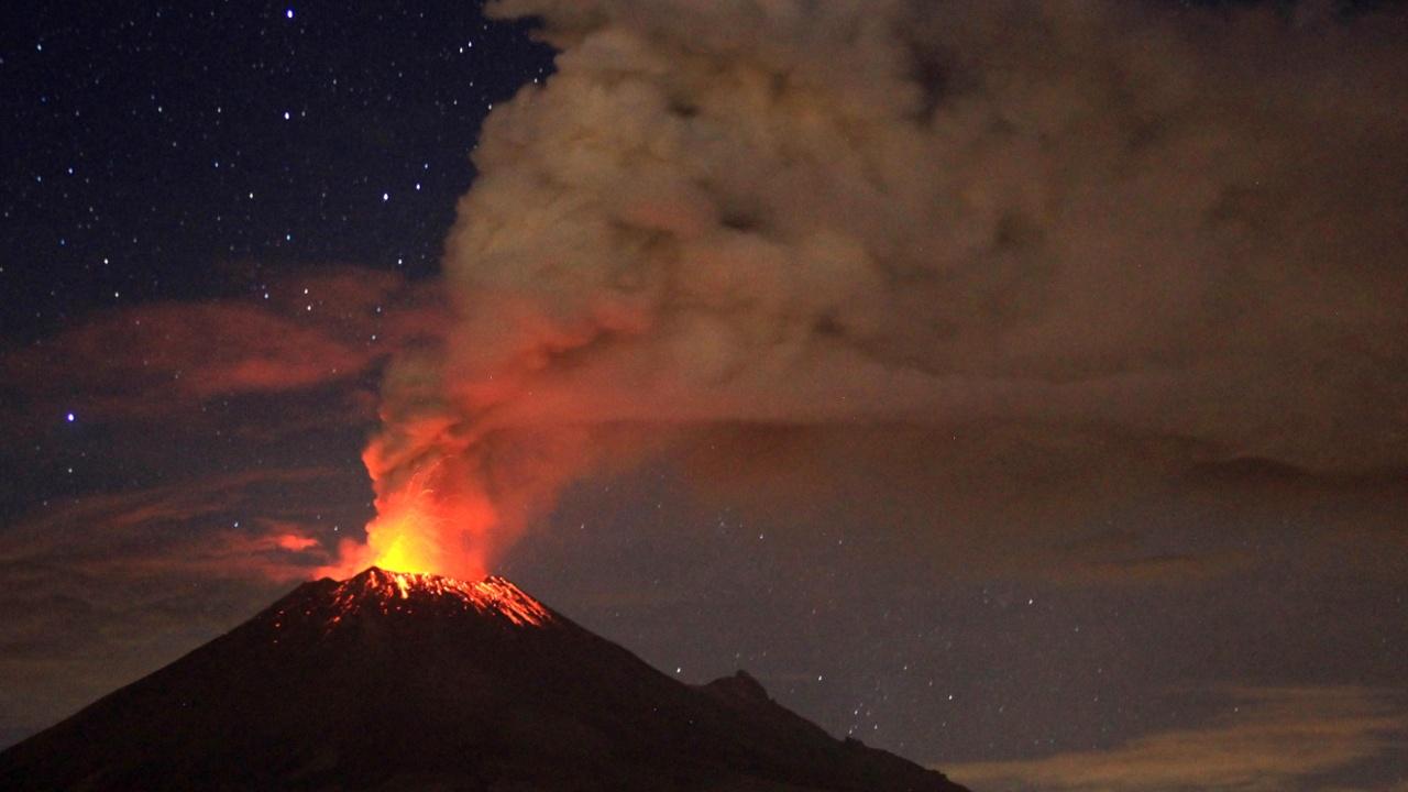 Мексиканцы называют вулкан Попокатепетль «бомбой замедленного действия»
