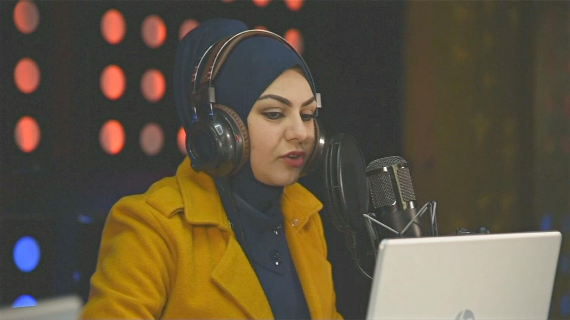 Радио-кафе в Мосуле вселяет в иракцев надежду на лучшее будущее