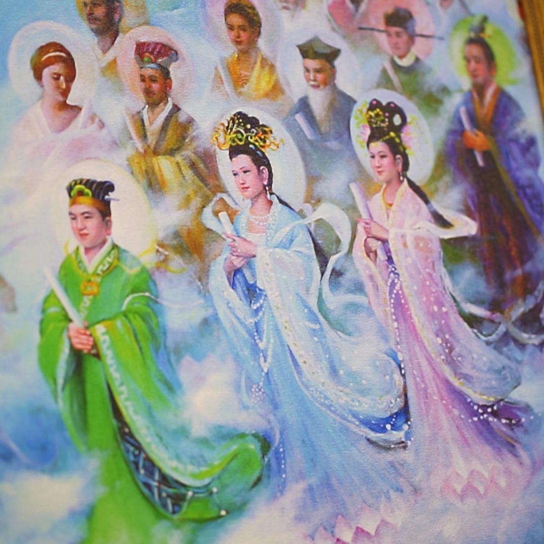 Выставка картин в Арзамасе: от древних легенд до современного Китая