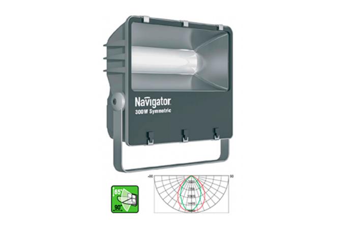 LED прожектор 300 ВТ NFL-SM-300-5K-GR-IP65-LED NAVIGATOR