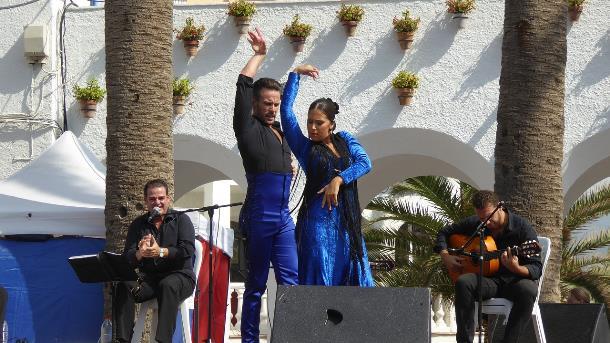Фламенко. Танец. Испания
