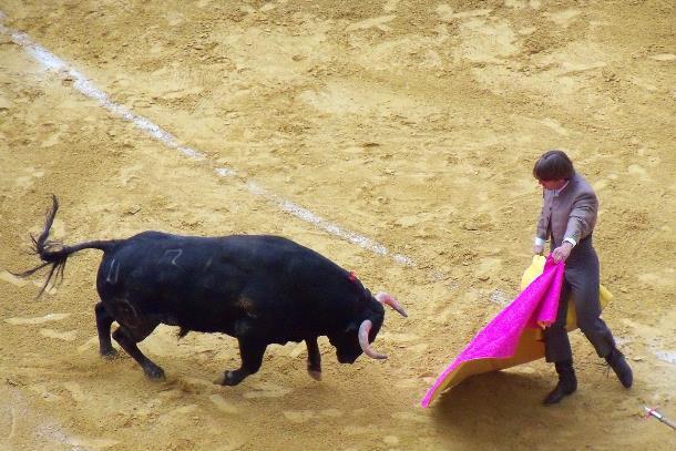 Коррида. Испания