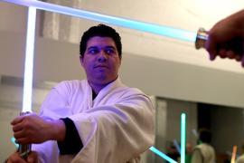 Бои на световых мечах признаны во Франции видом спорта