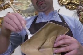 Как делают венецианские маски?