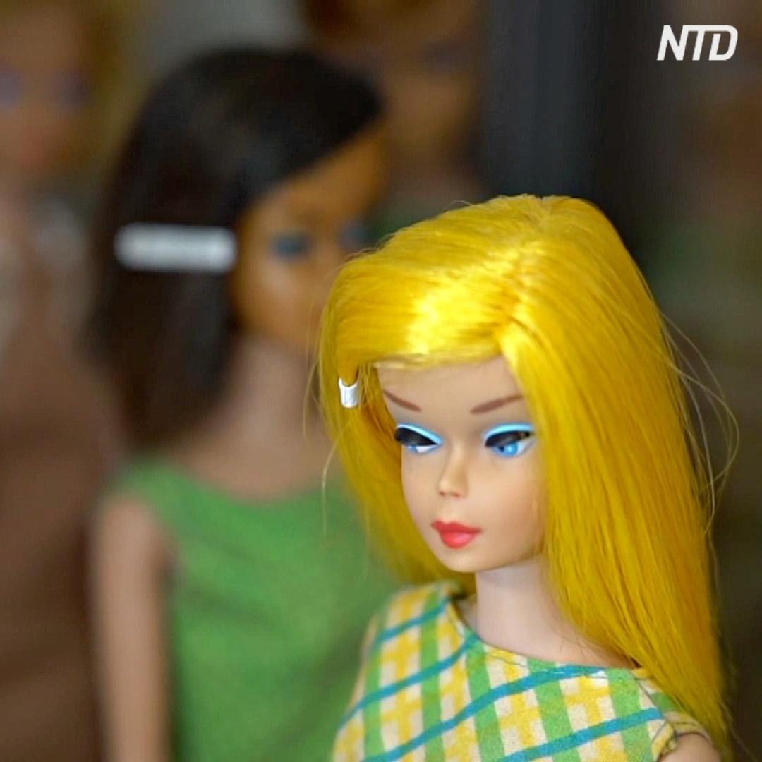 Где находится крупнейшая в мире коллекция Барби?