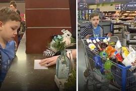 Приют для бездомных получил помощь от девятилетнего мальчика
