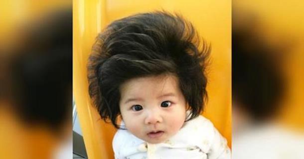 Девочка с невероятными волосами получила предложение от Pantene