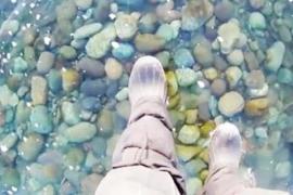 Байкал: путешествие по прозрачному льду