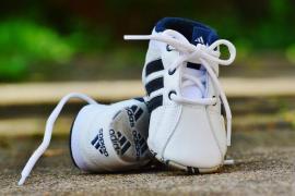 Кроссовки мирового бренда – детям