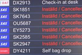 Скандинавская авиакомпания SAS отменила 1200 рейсов из-за забастовки пилотов