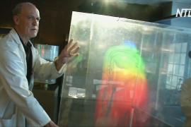 Волшебные голограммы доктора Лазера удивляют публику уже 40 лет