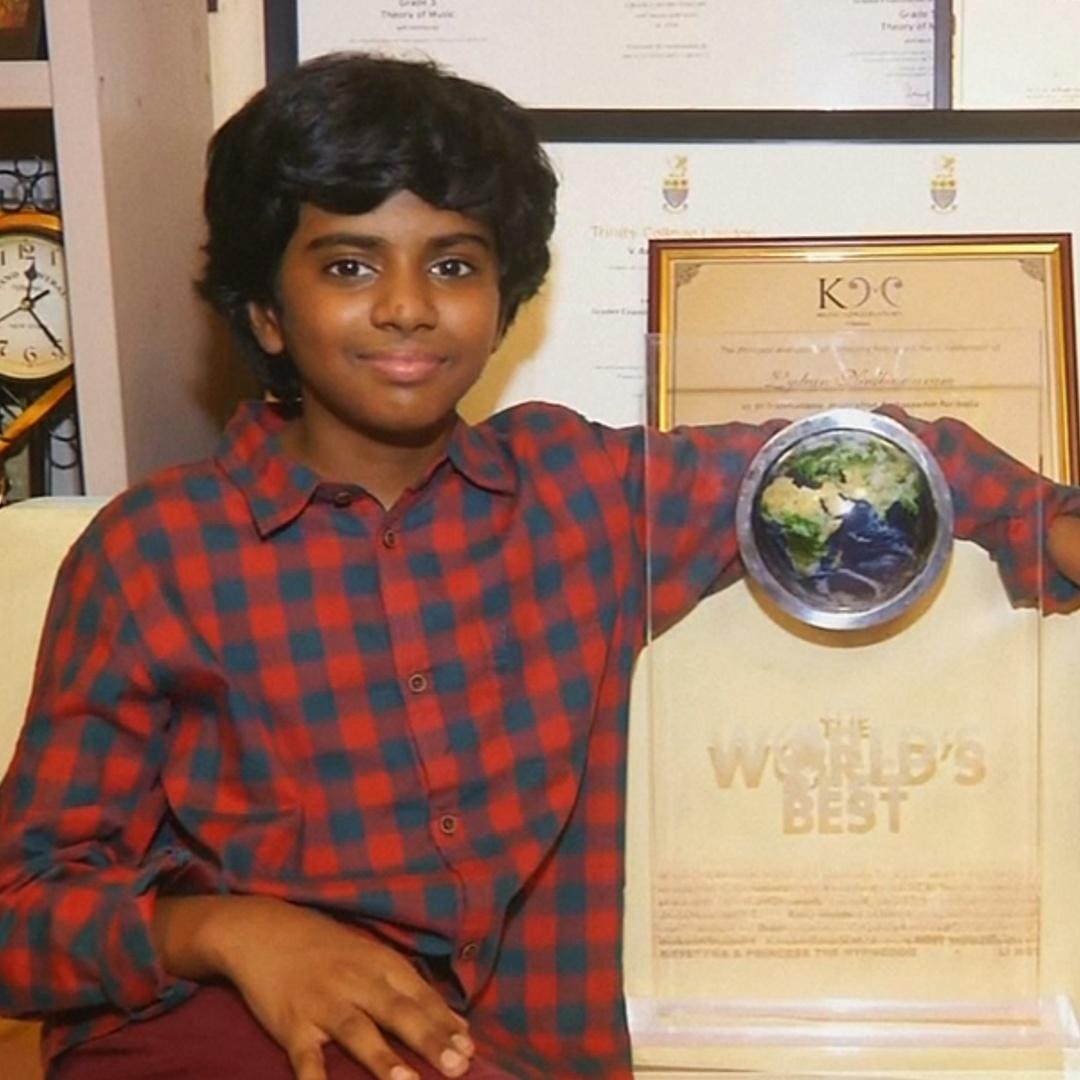 Индийский пианист мечтает исполнить «Лунную сонату» на Луне