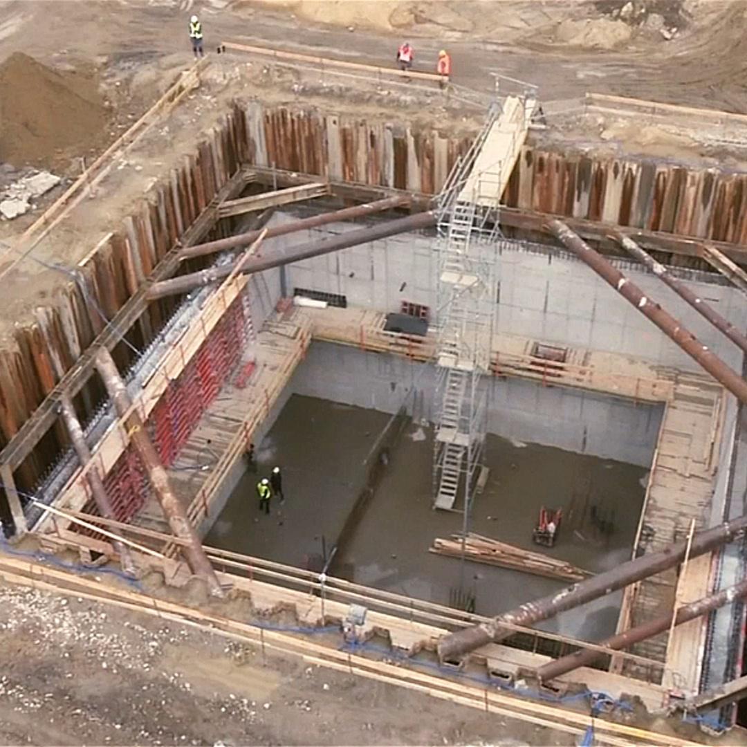 Бассейн для дайвинга в Польше станет глубочайшим в мире
