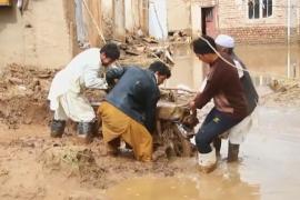 Жертвами наводнений в Афганистане стало не менее 35 человек