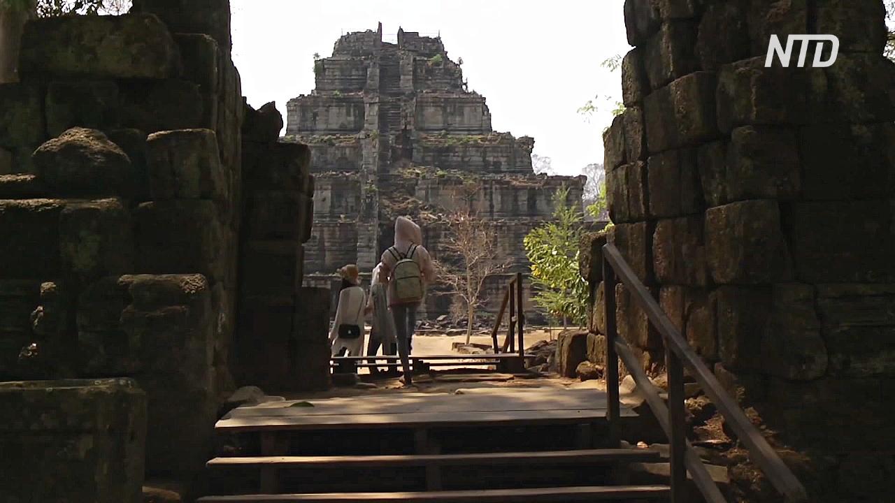 Древний город Камбоджи надеется на защиту ЮНЕСКО