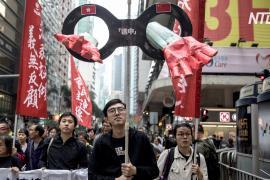 Предложенные изменения закона об экстрадиции вызвали протесты в Гонконге