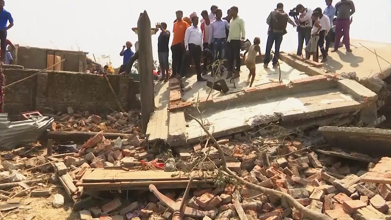28 человек стали жертвами грозы на юге Непала