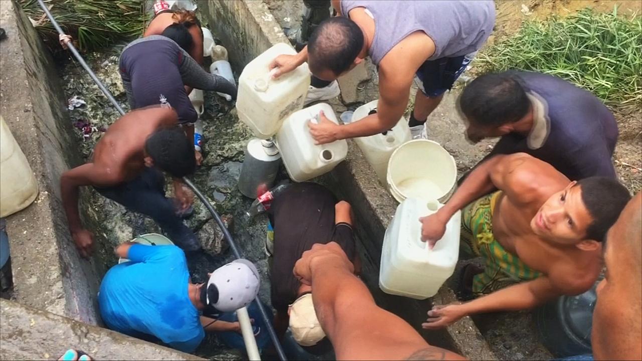 ВОЗ: в мире у двух миллиардов пациентов нет доступа к воде