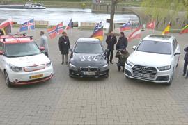 Без водителя и границ: Франция, Германия и Люксембург тестируют беспилотные авто