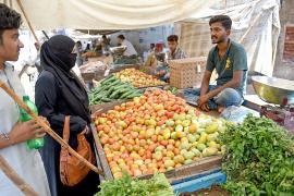 В Пакистане нарастает недовольство ценами и инфляцией