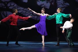 Балет «Зимняя сказка»: премьера в Большом театре